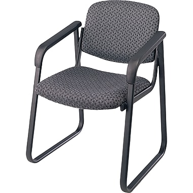 Office Star™ Deluxe Sled Base Guest Chairs with Arms