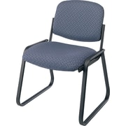 Office Star™ Deluxe Sled Base Armless Guest Chair