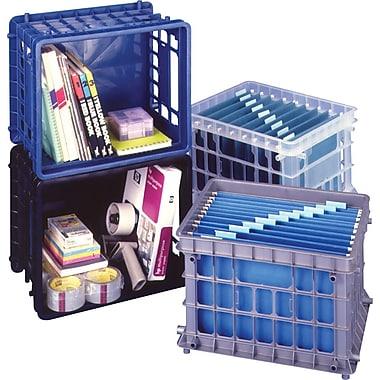 Staples® File Storage Crates