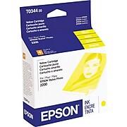 Epson T034 Yellow Standard Yield Ink Cartridge