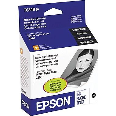 Epson 34 Matte Black Ink Cartridge (T034820)