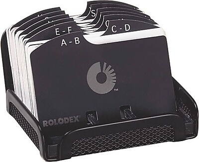 Rolodex Files Staples