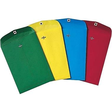 Quality Park Fashion Color Clasp Envelopes