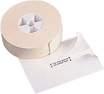 PM Company Postage Meter Labels, Double Tape Sheets, 4