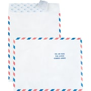 "Staples® 10"" x 13"" Tyvek® Airmail Envelopes, 100/Box"