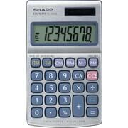 Sharp® EL-326SB 8-Digit Display Calculator
