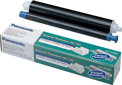 Panasonic KX-FA93 Fax Cartridge, Black