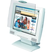 "Fellowes 17"" LCD Anti-glare Flat Frame Filter"