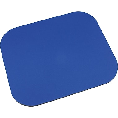 Staples® Mouse Pad, Blue