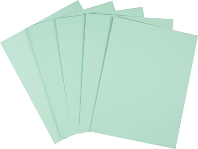 HammerMill® Fore® MP Pastel Paper, 24lb., Green, 8 1/2
