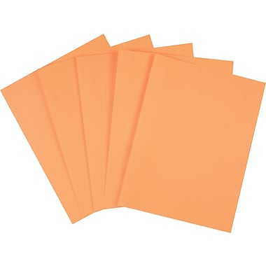 Staples Brights Colored Paper, 8 1/2