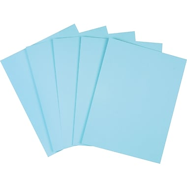 Staples® Cover Stock Paper, 8 1/2