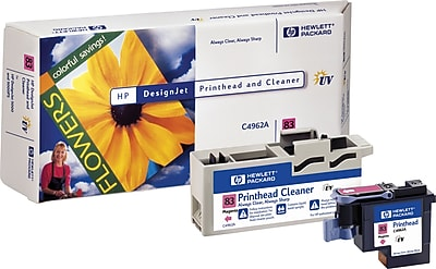 HP 83 Magenta UV Printhead and Cleaner (C4962A)