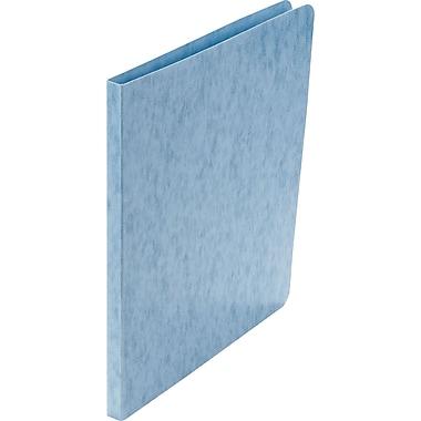 Acco Presstex® Grip Punchless Binders, Light Blue