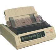 OKI® ML-320 Turbo Mono 9-Pin Dot Matrix Printer, 62411601