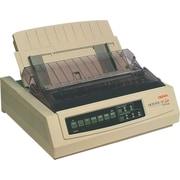 OKI® ML-320 Turbo Mono 9-Pin Dot Matrix Printer, (62411601)