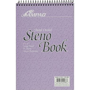Ampad Evidence Steno Book, 6