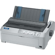 Epson® FX-890 C11C524001 Monochrome 9-Pin Dot Matrix Printer