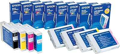 Epson 543 Yellow Ultrachrome Ink Cartridge (T543400)