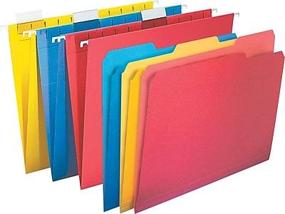 Pendafle® Evidence Combo Filing Kit, Letter, Assorted