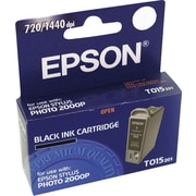 Epson 15 Black Ink Cartridge (T015201)