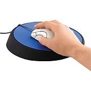 Allsop Mouse Pad/Wrist Rest Combo, Blue (26226)