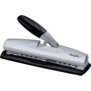 Swingline® LightTouch Lever Professional 2- or 3-Hole Punch, 20-Sheet Capacity