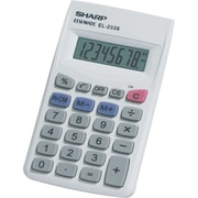 Sharp® EL-233SB 8-Digit Display Calculator