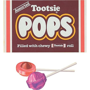 Tootsie Roll® Pops, 100 Pops/Box