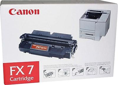 Canon® FX7 Toner Cartridge for Canon® Fax LC710/720/730