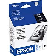 Epson T48 Black Standard Yield Ink Cartridge