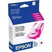 Epson T048 Magenta Standard Yield Ink Cartridge