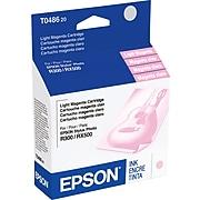 Epson T48 Light Magenta Standard Yield Ink Cartridge