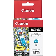 Canon BCI-6 Cyan Standard Yield Ink Cartridge (4706A003)