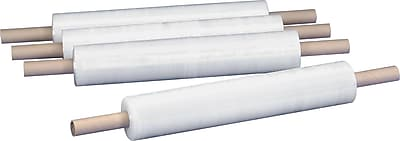 Economy Extended-Core Stretch Film, 70 Gauge, 30