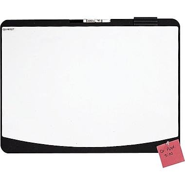 Quartet® Designer™ Tack & Write® Cubicle Whiteboard, 23 1/2