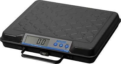 Brecknell® GP100 Portable Bench Scale, General Purpose, Up to 100lb. Capacity
