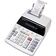 Sharp EL-2192RII 12-Digit Printing Calculator, Gray