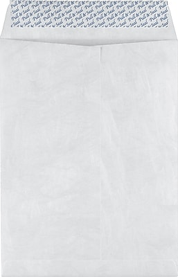 Staples® 9x12 Tyvek® Catalog Envelope, 50/Box