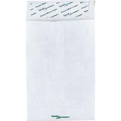 Staples 6 x 9 tyvek easyclose catalog envelopes 100box 17151 httpsstaples 3ps7is malvernweather Images