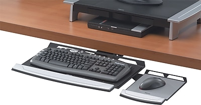 Fellowes Office Suites Adjustable Keyboard Manager