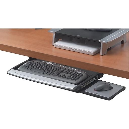 Fellowes Office Suites Under Desk Keyboard Manager W Gel
