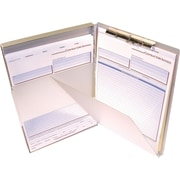 """Adams® Aluminum Forms Holder, Side Opening, 8 1/2"""" x 12"""""""