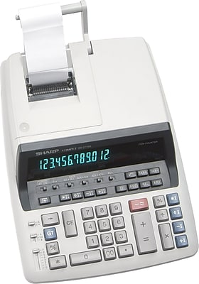 Sharp QS-2770H Commercial Printing Calculator