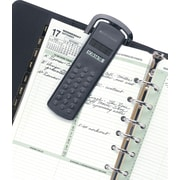 "Day-Timer® Address & Phone Pages with Color Tabs, 8 1/2"" x 11"""