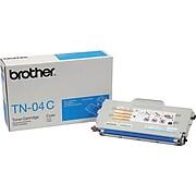 Brother TN-04 Cyan Standard Yield Toner Cartridge (TN04C)