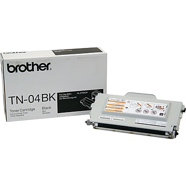 Brother TN-04BK Black Toner Cartridge