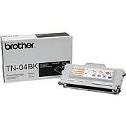 Brother TN-04 Black Standard Yield Toner Cartridge (TN04BK)