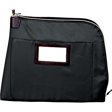MMF Industries™ UltimaSeven® Document Carrier, Black, 14