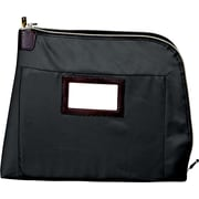 """MMF Industries™ UltimaSeven® Document Carrier, Black, 14""""H x 17""""W x 2""""D"""